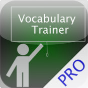 Vocabulary-Trainer Pro vocabulary