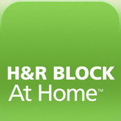 H&R Block At Home 1040EZ 2011