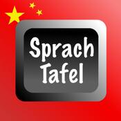 SprachTafel Chinesisch