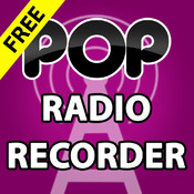 Pop Radio Recorder Free