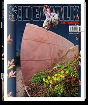 Sidewalk Skateboarding