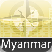 Myanmar City Guides 2 n 1 by Feel Social