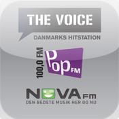 The Voice, NOVA fm, Pop fm
