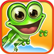 Amazing Jumping Frog HD game cd