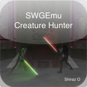 SWGEmu Creature Hunter imp creature