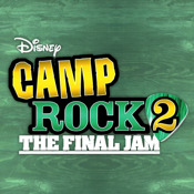 Camp Rock 2: The Final Jam Official Application