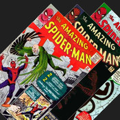 Spider-Man Comic Covers