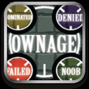Ownage Button SoundBox button will