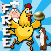 Bergark!!! (FREE) - Addictive endless chicken jumper