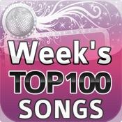 Week`s Top 100 Songs & 100 Hot Radio Stations