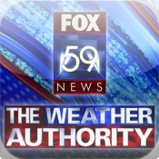 Fox59 Weather Authority graphic authority
