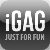 iGag for iPhone and iPod ipod tv