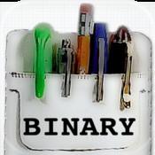 Binary Alphabet Decoder