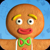 Talking Gingerbread Man