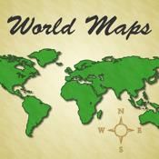 Atlas - Pocket World Maps
