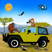 Find Them All: looking for animals (full version) - Educational game for kids - From farm to Africa and America, discovery around the world in photos, jigsaws and videos!