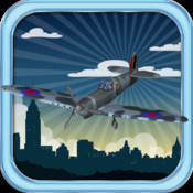 Pixel Air Bomber Free- Fly Like A Butterfly, Sting Like a Bee! Drop Hotmail on Cities below! OUCH!