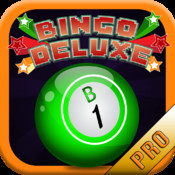 Bingo Deluxe Pro with Multiple Bingo Cards!