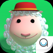 Lambkins Story Book with Voice for Kids by Agnitus (Interactive 3D Nursery Rhyme)