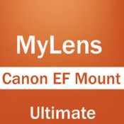MyLens Ultimate For Canon Mount (Including Canon,Sigma,Tamron,Tokina,Zeiss,Voigtlander and Samyang) canon pixma printers