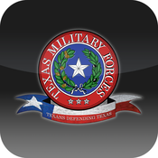 Texas Military Forces App