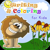 Writing & Coloring for Kids