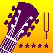 Acoustic Guitar Tuner - Free Guitar Tuner - LP Tuner Full - Detects the optimal tuning using built-in microphone with precision and ease! freeware tuner metronome