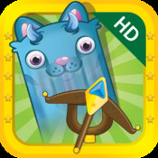 Monsters Bubble Shooter HD