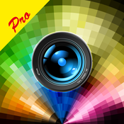 Retro Camera Photo Pixelate Maker Plus : vintage effect picture photobooth