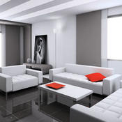 Interior Design Gallery - Home & Office Interior Furniture Decoration Designing Photos black office furniture