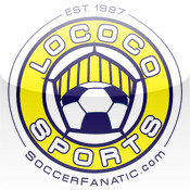 Lococo Sports (Soccer Fanatic exclusive deals for iPhone) exclusive deals