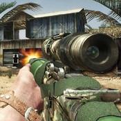 Sniper Headshot - M4A1 Shooting