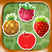Fruity Splash - Free Jelly Fruit Ninja Match 3 Puzzle Game HD