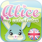 Alice Talking Calculator/Summer edition /Educational applications & games for kids
