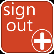 Sign Out
