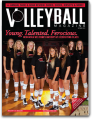 Volleyball Mag hot volleyball players