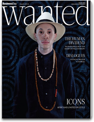 Wanted Magazine subscribers