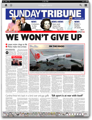The Sunday Tribune itunes store account