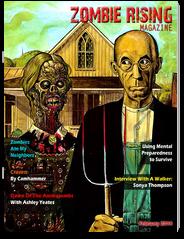 Zombie Rising Magazine slender rising
