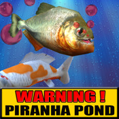 Piranha Pond - Koi Frenzy