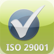 ISO 29001 audit app - Oil, Gas & Petrochemical Quality Management Certification blank book report form
