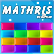 Mathris Lite - A Math Game tetris clone