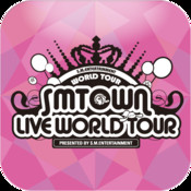 SMTOWN LIVE WORLD TOUR.