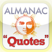 Almanac Quote of the Day
