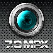 7.0 Megapixel Camera +ZOOM camera
