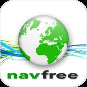Navfree GPS Live Norway
