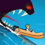 Speed Boat Race for Life! - Unleashed Monster Pro Game
