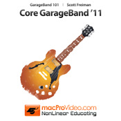 MPV`s Garageband `11 101 - Core Garageband `11