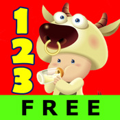 123 Animals Counting Lite Free - Kids / Toddler Games