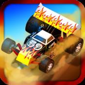 3D Desert Hill Climb Game - Advert Free